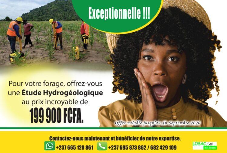 forage-eau-douala