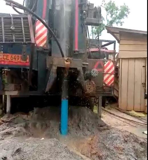 forage a pompe deau